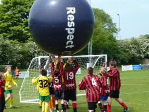 respect ball
